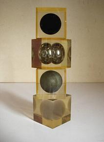 Relazione di Quattro sculpture