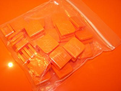B-Line Quattro quarti clip bag