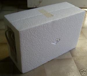 Lumitime LT-11 clock styrofoam insert