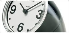 Pio Manzù Cronotime clock