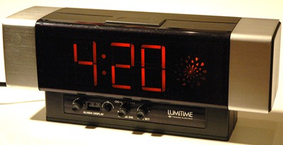 Lumitime C-101 clock