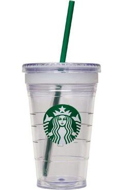 Grande custom cold cup tumbler