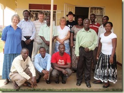 Group in Iganga