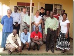 Group in Iganga