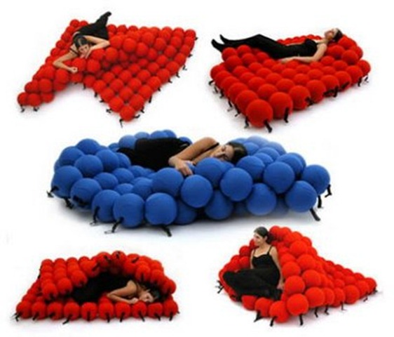 Feel seating system found in Animi Causa