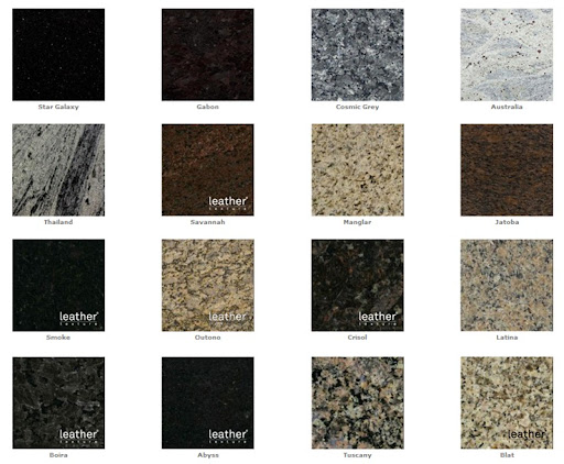 La revoluci n en encimeras de cocinain interiors design - Colores de granito para cocinas ...