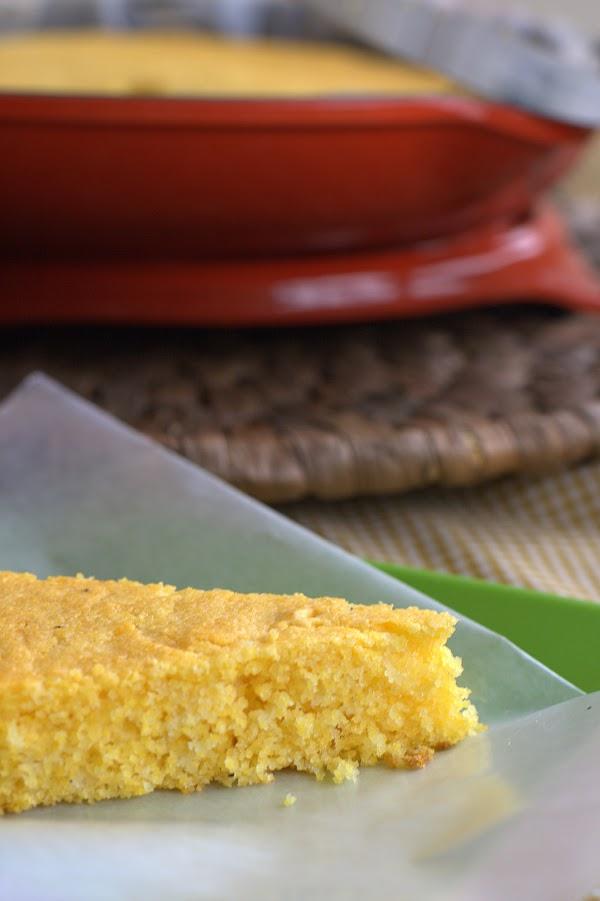 Cornbread: Tipico pan de maiz norteamericano