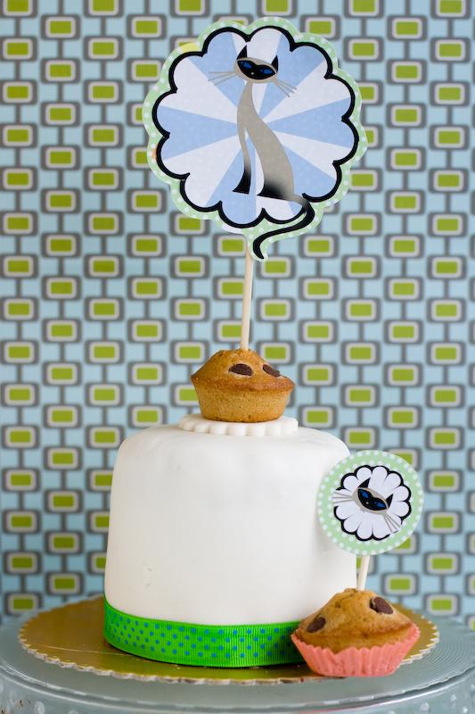 Torta de cumpleaños (para gente grande)