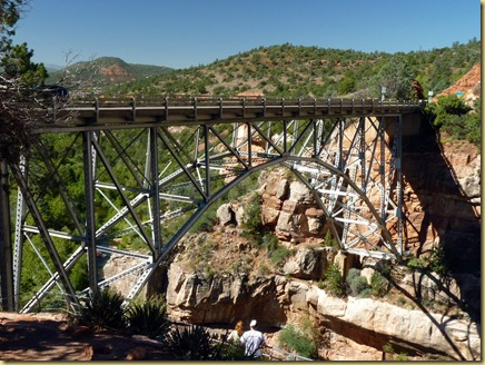 2010-09-23 - AZ, Flagstaff to Sedona via 89-A thru Oak Creek Canyon  (31)