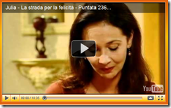 """Julia - La strada per la felicità"": puntata n°236"