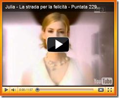 """Julia - La strada per la felicità"": puntata n°229"