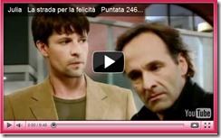 """Julia - La strada per la felicità"": puntata n°246"