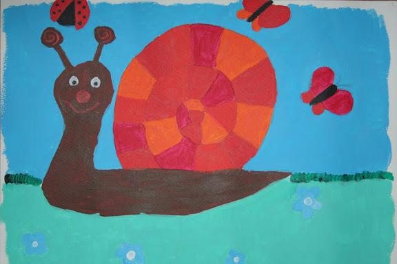 Gemalte Kinderbilder louis julian gemalte bilder