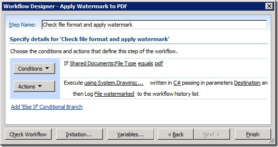 WaterMarkScript