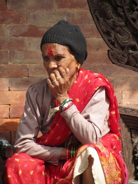 photos Nepal people