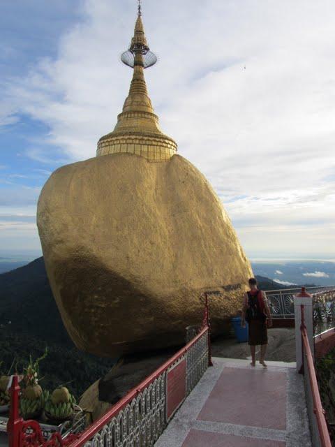 Goden Rock Myanmar