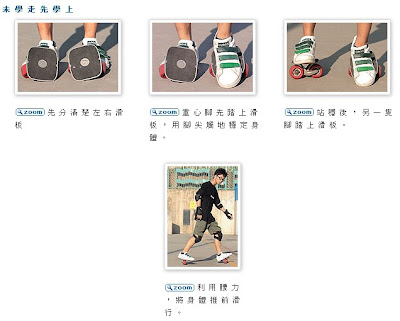 freeline skates之初级阶段基础教程