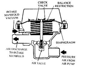 Gulp valve.
