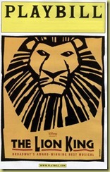 LionKing_playbill