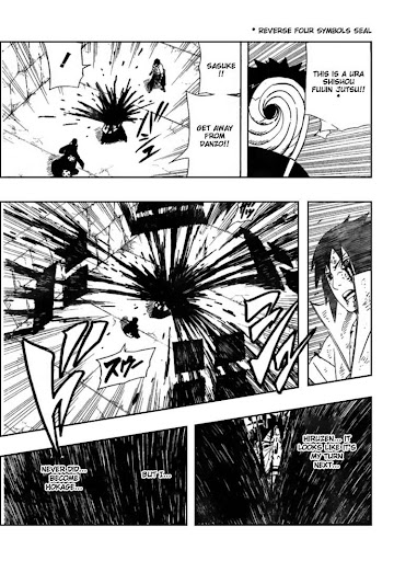 Read Naruto 481 Online   11 - Press F5 to reload this image