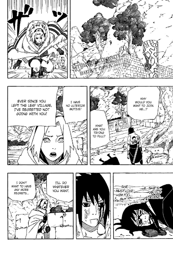 Read Naruto 483 Online | 03 - Press F5 to reload this image