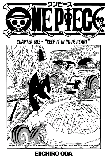 Keep it in your heart!!   Read One Piece 603 Online   00 - Press F5 to reload this image