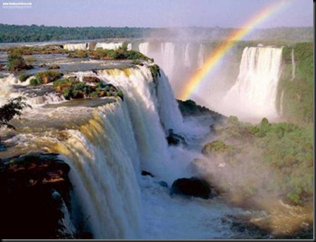 ELTALLERDELABRUJAMAR_Iguassu Falls, Brazil
