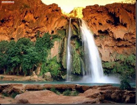 ELTALLERDELABRUJAMAR_Havasu Falls, Arizona
