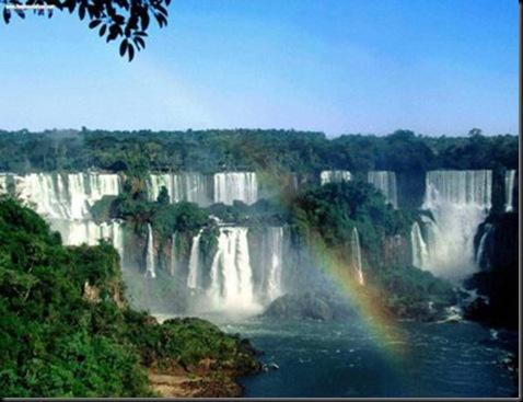 ELTALLERDELABRUJAMAR_Iguazu Falls, Brazil