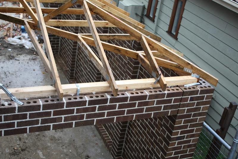 Как сделать крышу с мауэрлатом 224