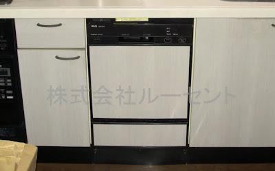 食器洗い乾燥機を取替1-1