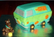 Scooby & the Mystery Machine