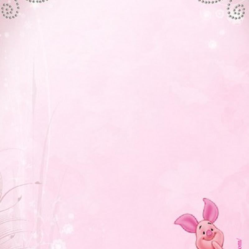 Tarjetas e imágenes de Piglet