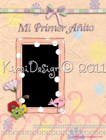 Plantilla tarjeta primer añito_ kireidesign