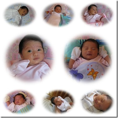 First mth at home