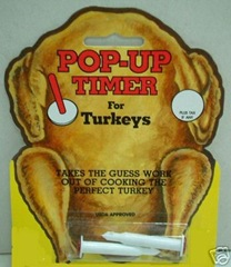 turkey popup