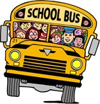 School Bus - Cartoon 7