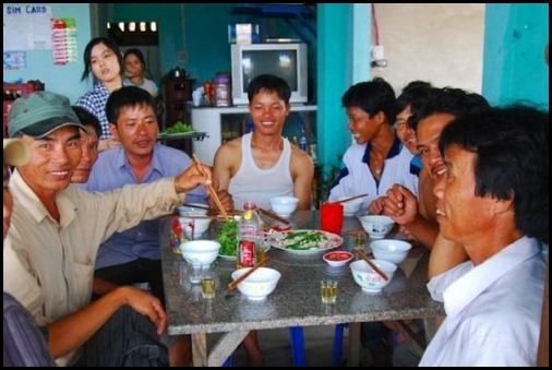 Saigon Street vs Da Nang Street