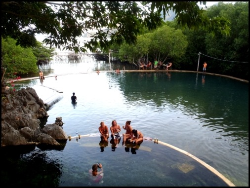 Maquinit Hot Springs