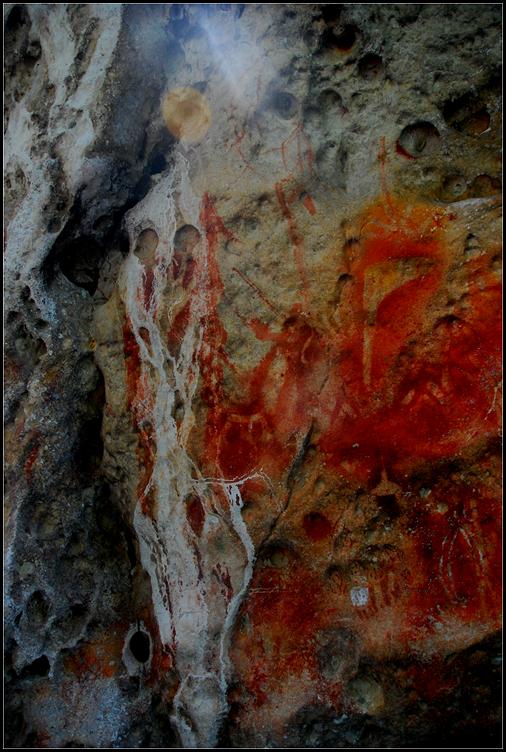 Arguni Rock Art