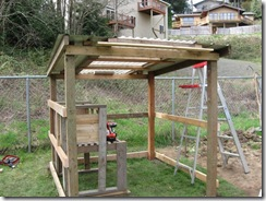 chicken coop day one 15