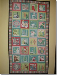 Christmas quilt 02
