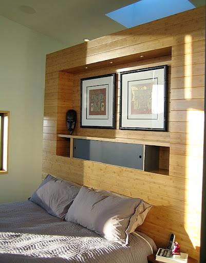 Como hacer un cabecero de cama facil y barato ideas de cabeceros - Ideas para un cabecero de cama ...