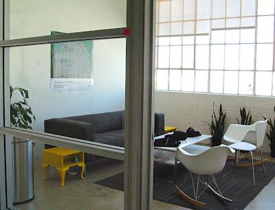 twitter office interior 2 Entramos en las oficinas de Twitter