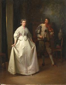 RIJKS: Aimé Gabriel Adolphe Bourgoin: painting 1870