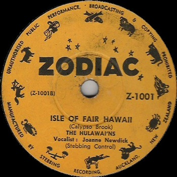 The first Zodiac release in the era