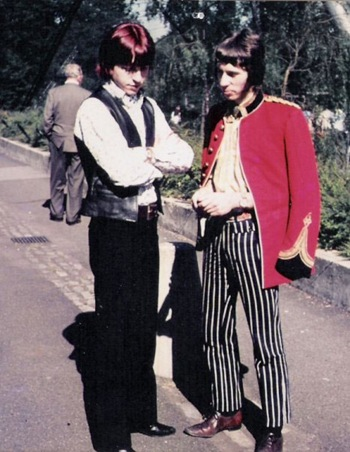 Maurice Gree & Dave Hurley