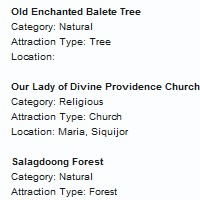 Thumbnail image for Full List of Siquijor Tourist Spots and Attractions