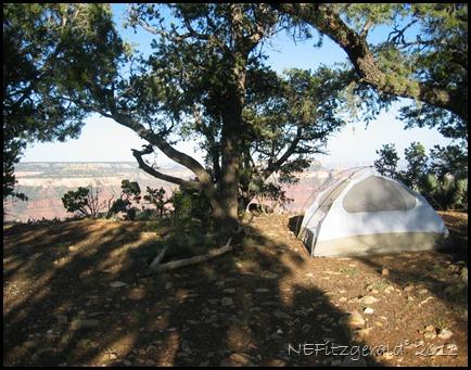 CampingAtPoint Sublime_ GrandCanyonNP