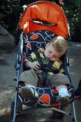 Sleeping Parker